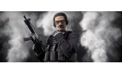 Rainbow Six Siege – New Operator Warden
