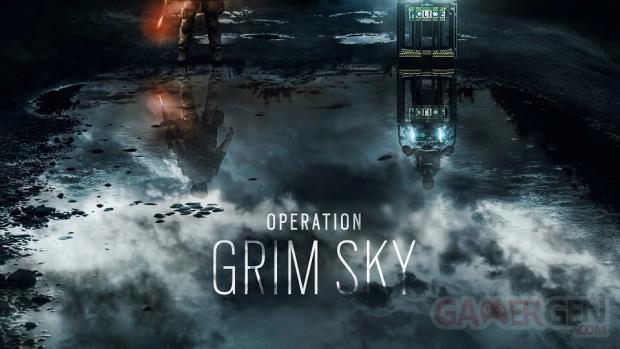 Rainbow Six Siege Opération Grim Sky