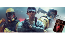 Rainbow Six Siege Outbreak Collection 26 01 2018