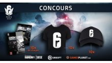 Rainbow Six Soiege concours Gamesplanet