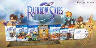 Rainbow Skies édition limitée Play Asia 11 27 11 2017