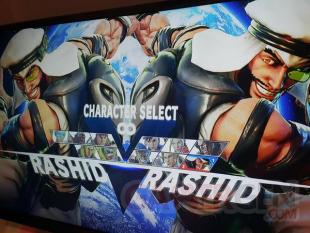 Rashid Street Fighter 5