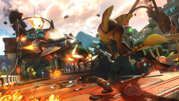 Ratchet & Clank image screenshot 3