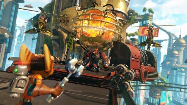 Ratchet & Clank PS4 (4)