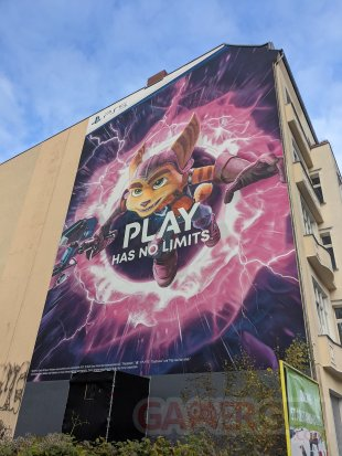 Ratchet & Clank Rift Apart PS5 Berlin