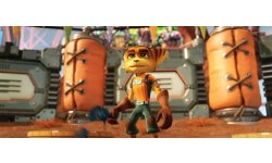 Ratchet & Clank story trailer head