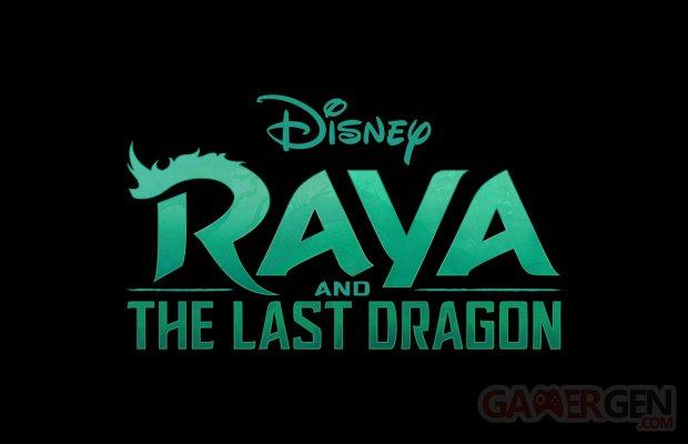 Raya and the Last Dragon logo 24 08 2019