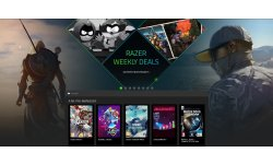 Razer Game Store facade boutique