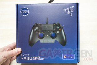 Razer Raiju Manette Officielle PS4 PlayStation 4 Sony eSport (19)