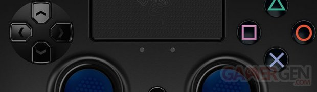 Razer Raiju  PS4 manette pro images (6)