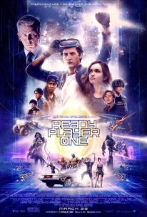 Ready Player One 15 02 2018 poster