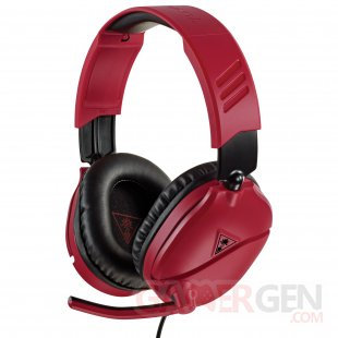 RECON 70 NINTENDO SWITCH RED HEADSET 6