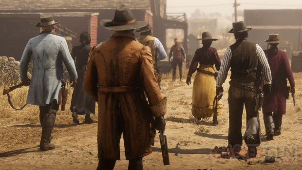 Red Dead Online 06 27 11 2018