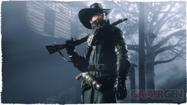 Red Dead Online chasseur de primes