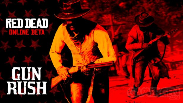 Red Dead Online Gun Rush 10 01 2019
