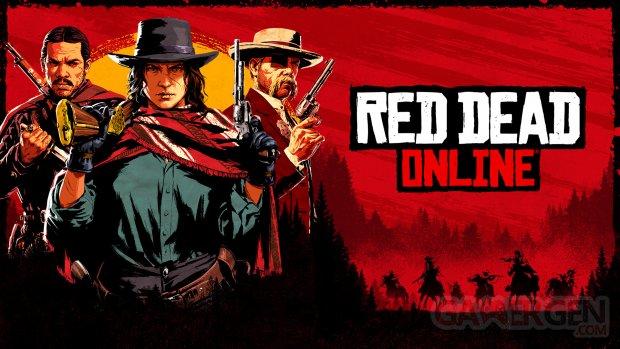 Red Dead Online key art