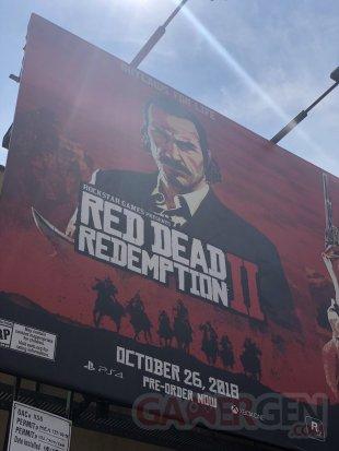 Red Dead Redemption 2 affiche murale Dutch van der Linde 06 08 2018
