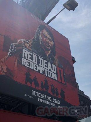 Red Dead Redemption 2 affiche murale John Marston 06 08 2018