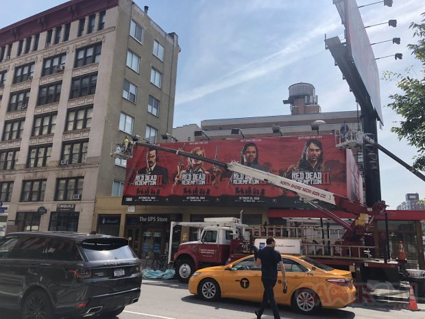 Red Dead Redemption 2 affiches murales 06 08 2018