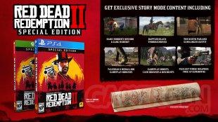 Red Dead Redemption 2 éditions Collector Ultime Spéciale bonus de précommande (2)