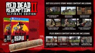 Red Dead Redemption 2 éditions Collector Ultime Spéciale bonus de précommande (3)