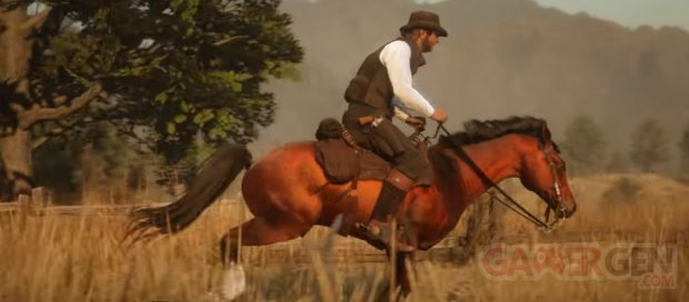 Red Dead Redemption 2 head