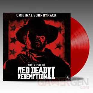 Red Dead Redemption 2 Original Soundtrack vinyles 2