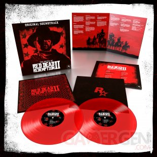 Red Dead Redemption 2 Original Soundtrack vinyles