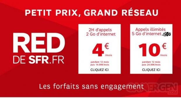 red sfr showroomprive offre