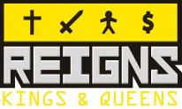 ReignsKQ   Logo