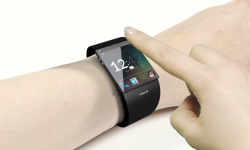 rendu 3d nexus watch montre google