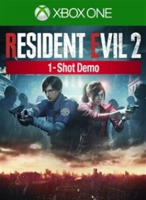 Resident Evil 2 1 shot demo