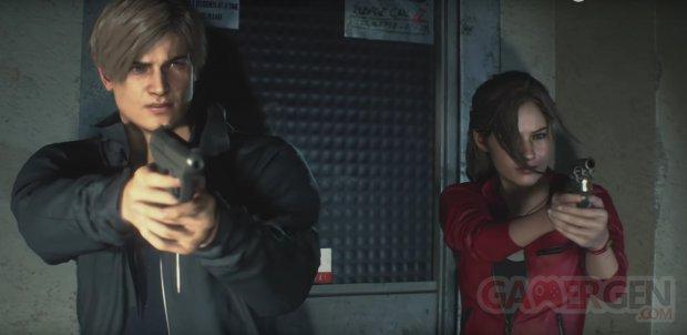 Resident Evil 2 Analysis