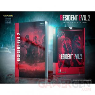 Resident Evil 2 collector 01 08 01 2019
