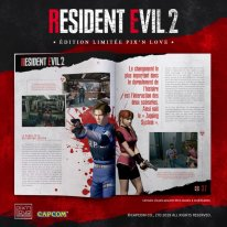 Resident Evil 2 collector 03 08 01 2019