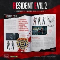 Resident Evil 2 collector 06 08 01 2019