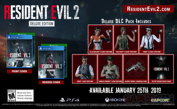 Resident Evil 2 Deluxe Edition image