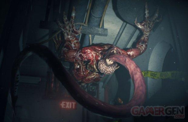 Resident Evil 2 Licker image