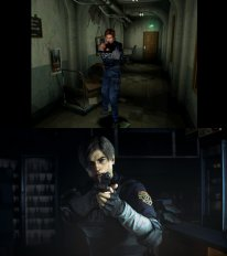 Resident Evil 2 Remake comparaison image (4)