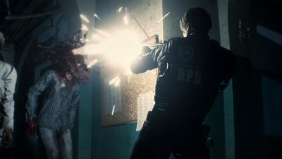 Resident Evil 2 : les scénarios A et B inclus dans le remake ?