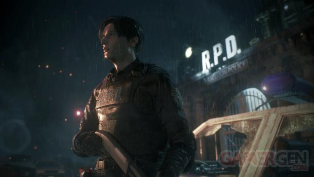 Resident Evil 2 Remake Images (1)