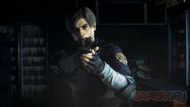 Resident Evil 2 Remake Images (5)