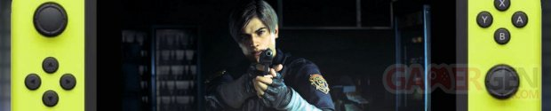 Resident evil 2 Switch image