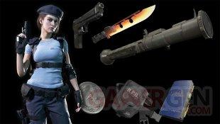 Resident Evil 3 All Unlock DLC