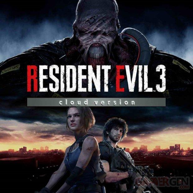 Resident Evil 3 Cloud Version Nintendo Switch
