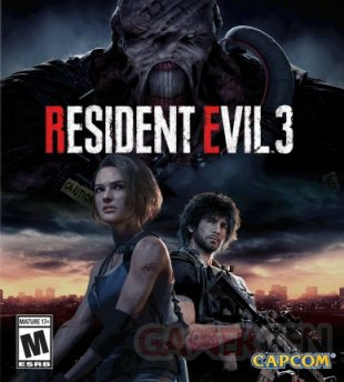 Resident Evil 3 Cover jaquette image PC