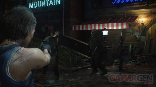 RESIDENT EVIL 3 RC Demo Zombies 1024x576