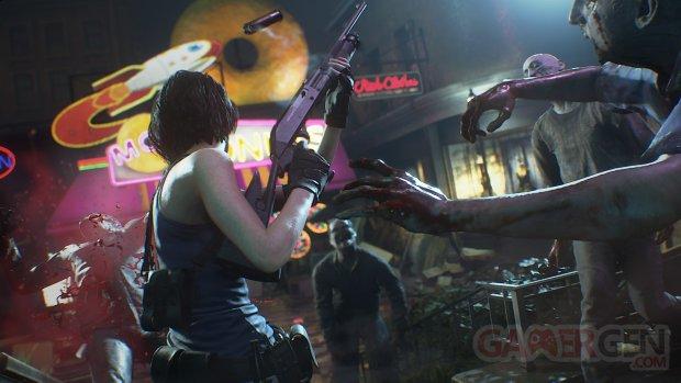 Resident Evil 3 remake 10 12 2019 screenshot 8