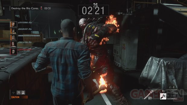 Resident Evil 3 Resistance Nemesis Nikolai