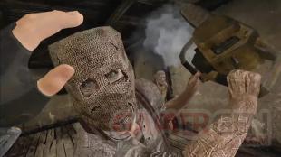 Resident Evil 4 VR head